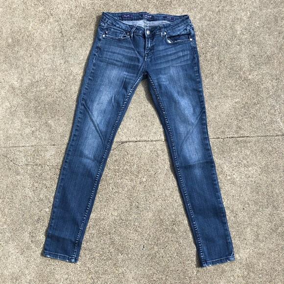 Vigoss Denim - Vigoss blue skinny jeans